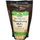 MACADAMIA NUTS R&S  9 OZ By Now Foods