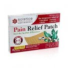 Solstice's Pain Relief Patch - Joint Pain, Back Pain, Arthritis