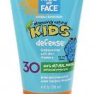 Kiss My Face - Kids Natural Mineral sunscreen Frangrance-Free 30 SPF - 4 oz.