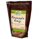 PINEAPPLE RINGS  12 OZ By Now Foods