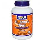 St. John'S Wort 300Mg  250 Caps NOW Foods