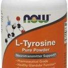 Now Foods, L-Tyrosine, 100% Pure Powder, 4 oz (113 g)