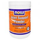 Joint Support Powder  11 Oz NOW Foods