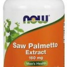 Now Foods Saw Palmetto Extract 160 mg - 240 Softgels