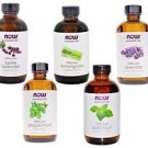 Now Foods Essential Oils 4 oz For Aromatherapy All Fragrances - FREE SHIPPING
