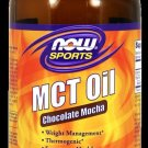 NOW Foods MCT Oil, Chocolate Mocha