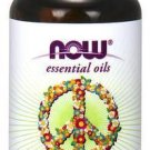 NOW Foods-Peace, Love & Flowers Oil Blend - 1 oz.