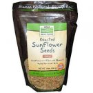 Now Foods Roasted Sunflower Seeds Salted - 16 oz (454 g)