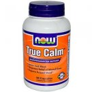 True Calm Amino Relaxer   90 Vcaps NOW Foods