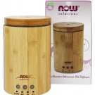 Now Foods Real Bamboo Ultrasonic Oil Diffuser - 1 Diffuser