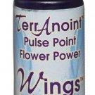 TerrAnoint Pulse Point Flower Power Wings - 0.3 fl oz 02/2017