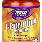 Now Foods L-Citrulline 1200Mg 120 Tabs