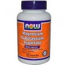 Mag/Potassium Aspartate  120 Caps NOW Foods