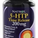 Natrol 5 HTP 200 mg Timed Release Helps Control Appetite 30 Tablets Exp 05/18