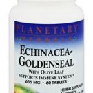 Echinacea-Goldenseal with Olive Leaf 60 Tabs
