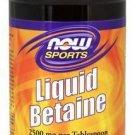 Now Foods Liquid Betaine - 16 fl oz (473 ml)