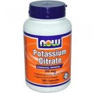 NOW Foods Potassium Citrate 99mg - 180 Caps