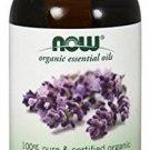 Lavender Oil, Certified Organic 100% Pure & Certified Organic 4 fl oz