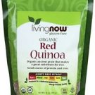 RED QUINOA ORG 14 OZ By Now Foods