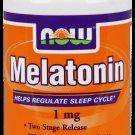 Melatonin 1Mg Tr Complex  100 Tabs NOW Foods