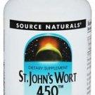 Source Naturals St. John's Wort Standardized Extract 450Mg 180 Tab