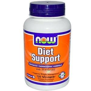 Diet Support 120 Vcaps NOW Foods