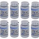 12 Pack Lane Labs H2Go Gentle Constipation Relief - 90 Mini Tabs