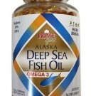 Prince Gold Alaska Deep Sea Fish Oil Omega 3 /Higher EPA DHA Dietary Supplement