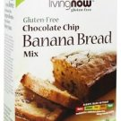 GF CHOC CHIP BANANA BREAD MIX 10.2 oz By Now Foods