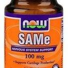 Now Foods Sam-E 100Mg 30 Tabs