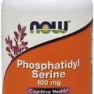 Now Foods Phosphatidyl Serine 100 mg - 120 Veg Caps