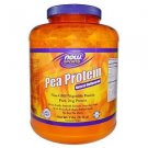 Now Foods Sports Pea Protein Natural Unflavored - 7 lbs (3175 g)