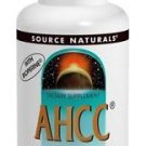 Source Naturals AHCC 500 mg with Bioperine 30 Caps