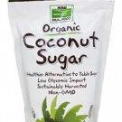 Now Foods Organic Coconut Sugar - 16 oz (454 g)