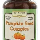 Pumpkin Seed Oil Complex Only Natural 90 Caps