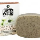 Black Seed Oatmeal & Honey Soap 4.25 oz