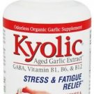 Kyolic #101 Stress & Fatigue 100 Tabs
