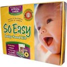 Fresh Baby - So Easy Baby Food Kit - 1 Kit