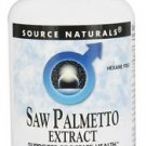Saw Palmetto Extract 320mg Source Naturals, Inc. 120 Softgel