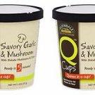 2 Pack Ellyndale Foods - Q Cups  Savory Garlic and Mushrooom