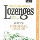 Pacific Resources Original Lozenges  Manuka Honey and Propolis  20-Count
