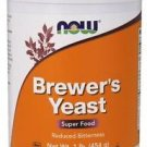 Now Foods Brewer's Yeast Reduced Bitterness - 1 lb (454 g)