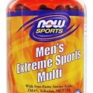 MEN'S EXTREME SPORTS MULTI   180 SGELS By Now Foods