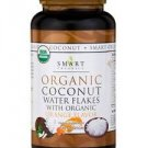 Organic Coconut Water Flakes with Organic Orange Flavor - 4.46 oz (125 Grams)