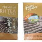 2 Pack Prince of Peace - Premium Pu-Erh Tea - 100 Tea Bags