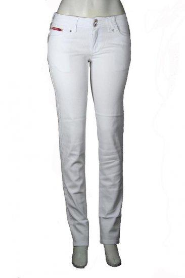 Jeans # J519bWhite