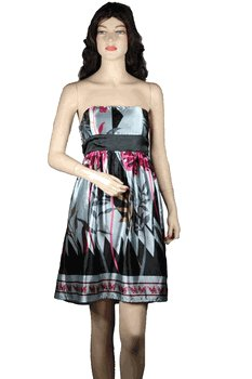Dress # D555Black