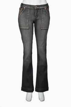 Jeans # J22834Black