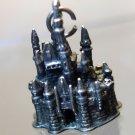 Vintage Charm : Disney Cinderella's Castle - Solid Sterling Silver