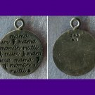 STERLING SILVER CHARM : MOTHER IN MANY LANGUAGES